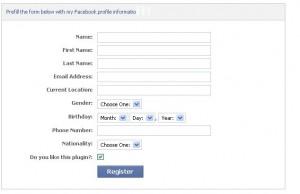 Classic ASP - Facebook integration