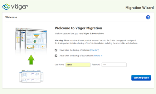 Migration_Of_vTiger_first_screen