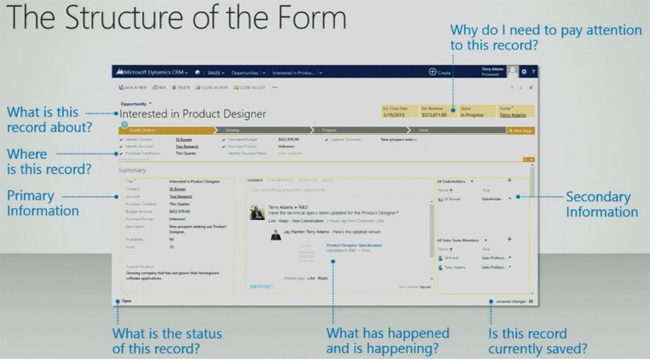 crm-form-structure