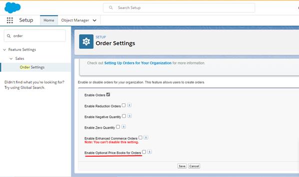 salesforce-order-settings