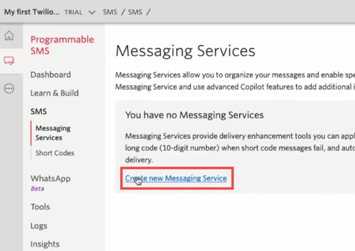 salesforce-messaging-services