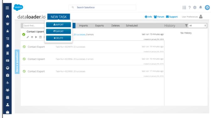 salesforce-dataloader